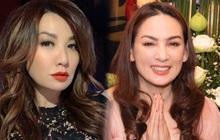 Vợ cũ Bằng Kiều kể mỗi lần nhắc Phi Nhung là ứa nước mắt, rớt cả mi giả, phải gắn lại 2-3 lần, netizen chỉ trích kém duyên!