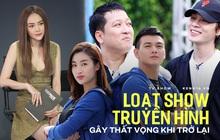 Loạt show thực tế gây thất vọng khi trở lại: Running Man Việt, The Face bị chê nhạt nhẽo cũng không là gì so với Cuộc Đua Kỳ Thú