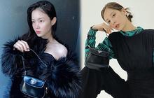 Không được sang Ý dự Fashion Week, sao Hàn ngồi nhà vẫn lên đồ rõ xịn để hóng show Prada