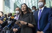 """""""Công chúa"""" Huawei chính thức được tự do sau 3 năm bị giam lỏng, lập tức thuê trọn chuyến bay về Trung Quốc"""