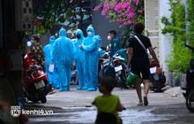 Hà Nội: Nam công nhân xây dựng tử vong do tai nạn lao động, xét nghiệm dương tính SARS-CoV-2