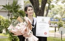 Á hậu Phương Anh nhận học bổng Thạc sĩ RMIT nhưng vẫn phải bỏ ra chi phí khủng bằng mấy năm đi làm để lấy bằng, nghe mà choáng