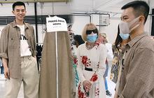 Xuất hiện NTK người Việt được debut ở Milan Fashion Week, đến bà đầm thép Anna Wintour cũng khen ngợi, siêu mẫu Naomi Campbell muốn mặc thử đồ