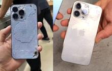 Nhìn loạt ảnh iPhone 13 vỡ nát tan tành mà thấy hoảng, chuyện gì đây?