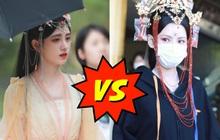 """Phát hiện mỹ nhân """"lố lăng"""" ăn đứt Cúc Tịnh Y ở phim mới: Cồng kềnh từ đầu tóc đến make up, nhưng fan bênh vực nghe hợp lý phết!"""