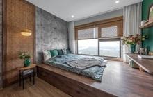 Cặp vợ chồng thiết kế căn hộ Vinhomes Grand Park theo phong cách Rustic mộc mạc, góc nào cũng bình yên đến lạ!