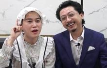 Vợ chồng Lâm Vỹ Dạ chí chóe trên sóng truyền hình vì chuyện ai làm việc nhà nhiều hơn