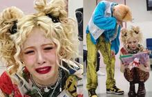 """HyunA có meme để đời khiến netizen đồng loạt """"thả haha"""", biết câu chuyện cảm động đằng sau """"quay xe"""" xin lỗi không kịp!"""