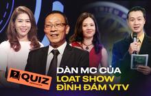 Dàn MC đình đám của VTV: Người đầu tiên dẫn dắt Đường Lên Đỉnh Olympia có phải là Diệp Chi?