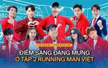 Điểm sáng đáng mừng ở tập 2 Running Man: Hài hước, lăn xả và mặn mà hơn rồi!