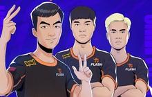 Xuân Bách tỏa sáng trong ngày ADC trở lại, Team Flash thắng áp đảo V Gaming để lấy lại ngôi đầu bảng