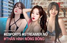 """Dàn streamer tuyệt sắc xứ Hàn thường xuyên diện bikini thiếu vải khoe body bốc lửa khiến fan """"đứng ngồi không yên"""""""