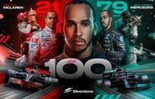Nhờ đối thủ hiếu thắng và ngờ nghệch, Hamilton lập kỷ lục F1 chưa từng có trong lịch sử