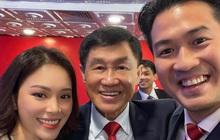 Linh Rin dùng 4 chữ để nói về bố chồng tương lai, tỷ phú Johnathan Hạnh Nguyễn biết được chắc mát lòng lắm đây