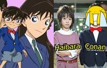 """Phiên bản Conan người đóng nhìn muốn """"ký đầu"""": Tạo hình Shinichi - Ran phá nát bản gốc, có vai mời cả siêu mẫu vẫn không ăn thua"""