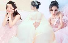 Một bước hóa công chúa với váy hồng: Angela Baby đỉnh cao, Lưu Diệc Phi sang trọng, mỹ nữ tai tiếng cũng ấn tượng không kém