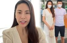 Bắt gặp Thủy Tiên lên show mới vẫn mặc đúng chiếc váy đi sao kê từ thiện cùng Công Vinh