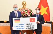 Tin vui: Quốc gia số 1 EU viện trợ lớn cho Việt Nam - 2,6 triệu liều AstraZeneca đến TP.HCM
