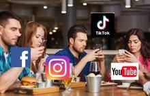 Soi tính cách qua thói quen dùng mạng xã hội