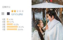 """Kết cục bi thảm cho phim mới của Triệu Lộ Tư: Mở điểm thuộc hàng thấp nhất, bị netizen mỉa mai """"gánh phim chẳng nổi"""""""