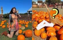 """Vừa qua Mỹ, Chi Pu đã check-in đậm chất Halloween khiến dân mạng nhớ ngay đến """"drama"""" năm nào của nhân vật nổi tiếng này"""