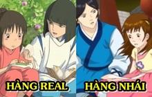 Hàng loạt anime Nhật bị Hàn Quốc đạo nhái trắng trợn đến từng chi tiết, tượng đài Spirited Away cũng không thoát?