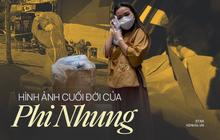 """Những hình ảnh cuối của Phi Nhung trước khi qua đời: Tích cực hoạt động từ thiện, không nỡ rời xa khi """"Sài Gòn đang bệnh"""""""