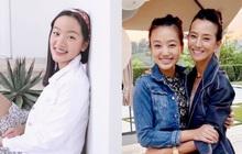 Mỹ nhân Chuyện Tình Harvard bất ngờ khoe con gái 14 tuổi: Dậy thì thành công ra dáng thiếu nữ, cao vượt cả mẹ