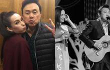 Netizen nghẹn ngào trước hình ảnh Phi Nhung bên cố NS Chí Tài lúc sinh thời: 2 vì sao sáng đã vụt tắt!