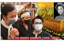 Xuất hiện hàng loạt hình ảnh, livestream giả mạo đám tang Phi Nhung trên YouTube, hãy là một người dùng MXH thông minh!