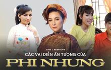 5 vai diễn để đời của Phi Nhung: Nhiều năm gắn bó cùng Hoài Linh, chói lọi nhất là tác phẩm Hoa ngữ cùng sao phim Châu Tinh Trì
