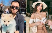Thiếu gia nghìn tỷ lộ hình ảnh hôn gái lạ trong quá khứ, lại còn do chính tay Tiên Nguyễn tung ra