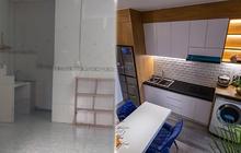 Chưa biết cải tạo căn bếp cũ thế nào thì bạn phải nhìn vào đây: Toàn ý tưởng giúp không gian rộng ra gấp đôi, góc nào trông cũng sang xịn