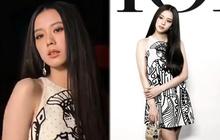 HOT: Jisoo đã có mặt tại show Dior, nhan sắc đỉnh khỏi chê nhưng trang phục thì nên xem lại!