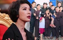 Ca sĩ Phi Nhung có tâm nguyện đặc biệt dành cho 23 con nuôi nhưng chưa thành, Xuân Lan tiết lộ tin nhắn quá đau lòng!