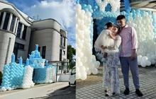 """Ái nữ trùm sòng bạc Macau mở tiệc sinh nhật mừng con gái 2 tuổi bên """"chồng Harvard xịn"""", cơ ngơi 1500 tỷ chiếm spotlight"""