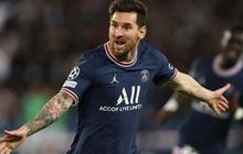 """Messi cuối cùng cũng """"thông nòng"""" giúp PSG hạ gục Man City trên sân nhà"""