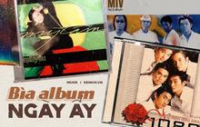 """Bìa album thời """"ơ kìa"""" của sao Việt: Mỹ Tâm nổi loạn với tóc tém, 1088 chuẩn """"oppa"""" nam thần, nhìn sang MTV """"giận tím người"""""""