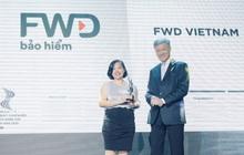 FWD được HR Asia vinh danh là nơi làm việc tốt nhất châu Á 2020