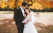 Bộ ảnh cưới 4 mùa bên nhau và cái kết viên mãn của 9 năm thanh xuân