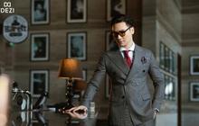 Diễn viên Mạnh Trường hóa quý ông lịch lãm trong BST vest mới nhất của thương hiệu thời trang DEZI đình đám