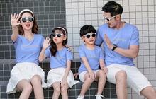 Cùng đồng phục Gạo House mix & match áo gia đình cực chất cho hè 2020