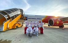 Tiếp tục sứ mệnh, Vietjet thực hiện trung bình 1 chuyến bay cứu trợ mỗi ngày