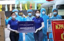 Sau khi ủng hộ 2 tỷ chống dịch, TMV Ngọc Dung tiếp tục hỗ trợ 7.000 đồ bảo hộ cho Đà Nẵng
