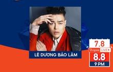 """""""Thánh livestream"""" Lê Dương Bảo Lâm khuấy đảo countdown ngày hội săn quà khủng 8.8 trên Shopee Live"""