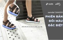 Món quà độc lạ cho học sinh mùa tựu trường: Sandal đổi màu khi ra nắng!