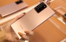 """Galaxy Note20 thật """"wow"""", thêm bộ quà đắt đỏ tại Thế Giới Di Động càng đẳng cấp"""