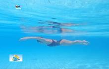 """Học bơi trườn sấp cùng """"kình ngư"""" Ánh Viên"""