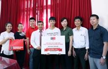 Swinburne Việt Nam trao học bổng gần 2 tỷ đồng cho 4 thí sinh trước vòng chung kết Olympia