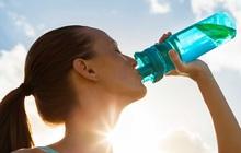 Những thời điểm vàng cần bổ sung nước tinh khiết trong ngày để cơ thể luôn có đủ năng lượng trong mùa hè oi nóng
